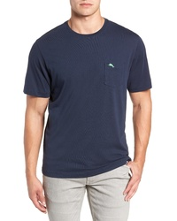 Tommy Bahama New Bali Sky Original Fit Crewneck Pocket T Shirt
