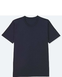 Uniqlo Packaged Dry Crew Neck Short Sleeve T Shirt