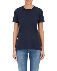 Barneys New York Pima Cotton Crewneck T Shirt