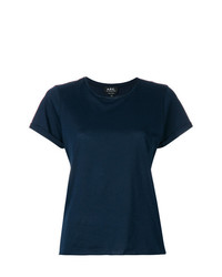 A.P.C. Plain T Shirt