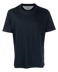Brunello Cucinelli Regular Fit Plain T Shirt