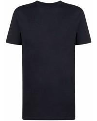Theory Round Neck Cotton T Shirt