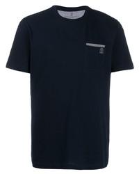 Brunello Cucinelli Round Neck T Shirt