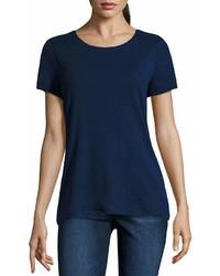 St. John's Bay Short Sleeve Crew Neck T Shirt