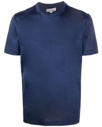 Canali Short Sleeve T Shirt