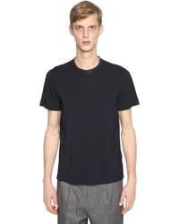 Giorgio Armani Stretch Viscose Jersey T Shirt