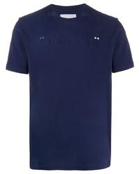 Jacob Cohen Umlaut Crew Neck T Shirt