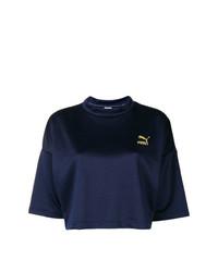 Puma Cropped T Shirt