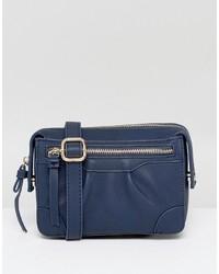 Oasis Zip Cross Body Bag