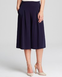 Rebecca Taylor Culottes Pleated Suiting