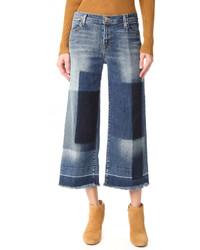 Liza mid rise culotte jeans medium 1152266