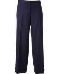 Tory Burch Flat Front Culottes