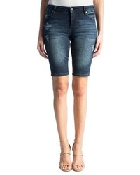 Bobbi denim bermuda shorts medium 4014873