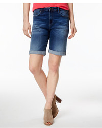 Tommy Hilfiger Cuffed Bermuda Shorts Created For Macys
