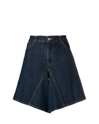 MM6 MAISON MARGIELA Flared Denim Shorts