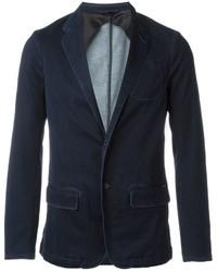 Armani Jeans Notched Lapels Blazer