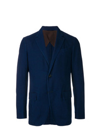 Ermenegildo Zegna Denim Suit Jacket