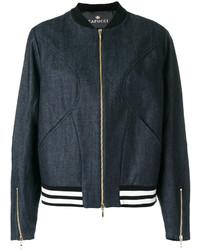 Denim bomber jacket medium 4990952
