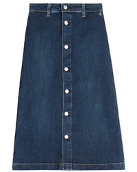 Ac for ag jeans cool denim skirt medium 374434
