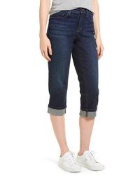 NYDJ Marilyn Cropped Cuff Jeans