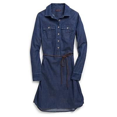 dd45108d2e9 ... Tommy Hilfiger Denim Pullover Shirt Dress