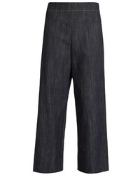 ADAM by Adam Lippes Adam Lippes Wide Leg Cropped Jeans