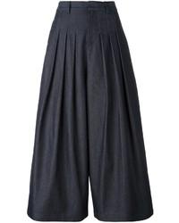 McQ by Alexander McQueen Mcq Alexander Mcqueen Kilt Denim Trousers
