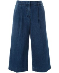 Michael michael kors michl michl kors denim culottes medium 520715