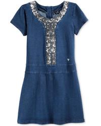 GUESS Girls Denim Dress