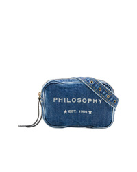 Philosophy di Lorenzo Serafini Denim Belt Bag