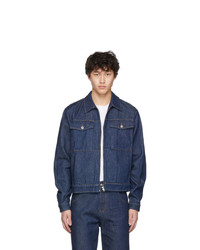 Random Identities Blue Denim Jacket