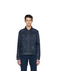 Tom Ford Blue Denim Selvedge Jacket