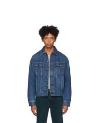 Moussy Vintage Blue Riders Denim Jacket