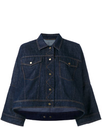 Kenzo Cape Denim Jacket