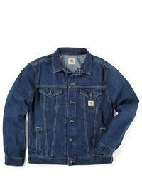 Carhartt Denim Workwear Jacket