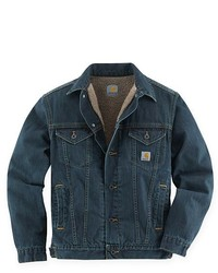 Carhartt J292 Lined Denim Jacket