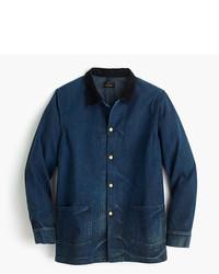 J.Crew Chimala Denim Chore Jacket