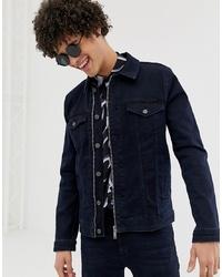 ASOS DESIGN Co Ord Denim Jacket In Black