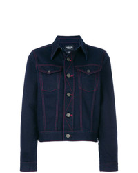 Calvin Klein 205W39nyc Contrast Denim Jacket