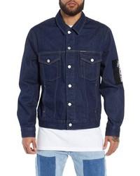 Calvin Klein Jeans D Logo Denim Jacket