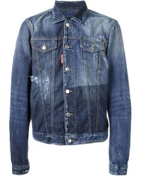 Denim jacket medium 661458