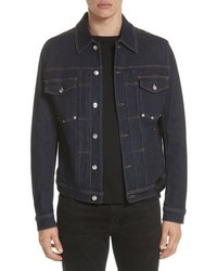 Versus Versace Denim Jacket