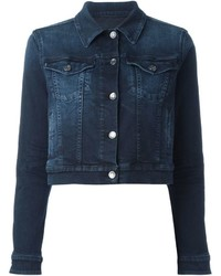 Dolce & Gabbana Cropped Denim Jacket
