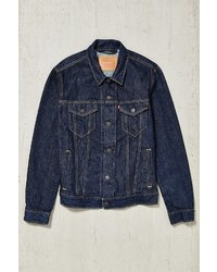 Levi's Domingo Rinse Denim Trucker Jacket