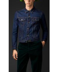 Burberry Engineered Denim Jacket