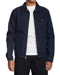RVCA Hi Grade Denim Jacket