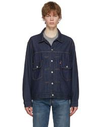 Levi's Indigo Denim Contemporary Type 2 Jacket