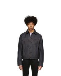 Moussy Vintage Indigo Denim Regular Jacket