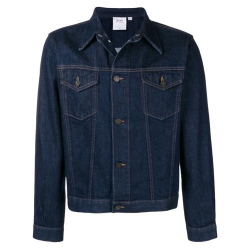 Calvin Klein Jeans Logo Patch Denim Jacket