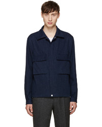Paul Smith Ps By Blue Denim Jacket